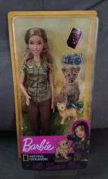Boneca Barbie Nat Geo - Fotógrafa da vida selvagem