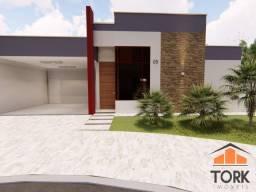 Valência II Casa nova com piscina - Tork Imóveis