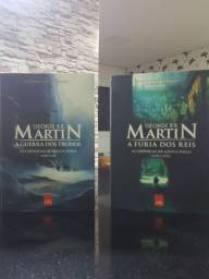 Livro Crônicas Gelo e Fogo