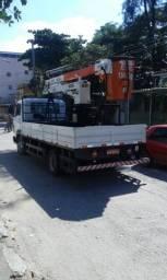 Vendo Caminhão Cesto Aereo VW 8.160 DRC 4X2 Ano 2014
