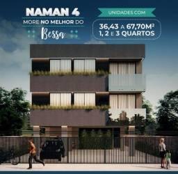 Título do anúncio: Apartamento para venda possui 66m², 3 quartos em Bessa - João Pessoa - PB
