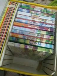Livros infantis com CD
