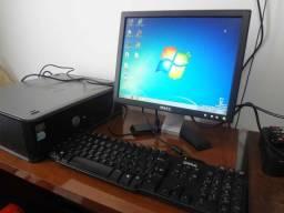 Computador Desktop Dell em Ótimo Estado de Conservação