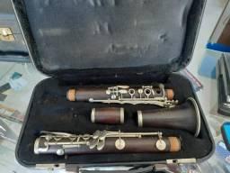 Clarinete 17 Chaves Selmer Brevete DLP
