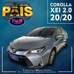 Título do anúncio: Corolla XEI 2.0 2020/2020