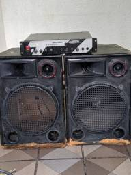 Sim profissional+amplificador