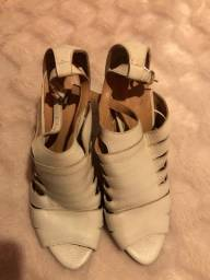 Sapato de couro Calvin Klein