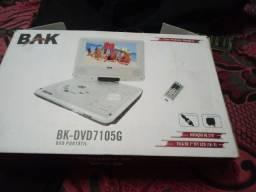 Vendo DVD portatil Bk DVD 6105G