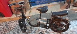 Bicicleta Leve eletrica