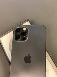 iPhone 12 Pro Preto 128gb