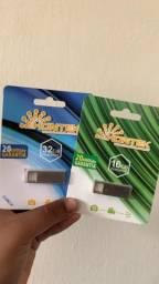 Pen drive e Cartão de Memória 16gb e 32gb PROMOÇÃO IMPERDIVEL !!!