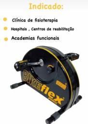 Bicicleta ergométrica mini bike fisioterapia p/ idosos simula pedalada