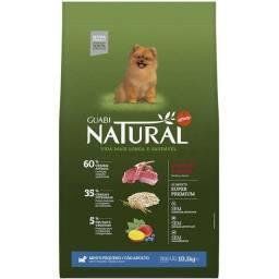 Ração  Guabi Natural Cordeiro e Aveia para Cães Adultos Raças Mini e Pequena 10,1