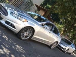 Ford Fusion Titanium Hybrid 2013
