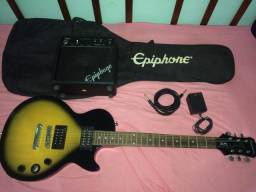 Guitarra Epiphone Les Paul Special II Kit Player Pack VSB