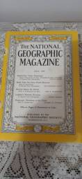 6 revistas National geografhic 1949 americanas de jul/dez