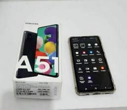 Samsung A51 seminovo apenas 2 meses de uso