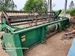 Vendo Plataforma 16 pés SLC ou troca por plantadeira pra soja