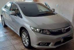 Honda Civic 2.0 flexone Automático 2014