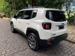 jeep renegade diesel longitude 2018 69mil km