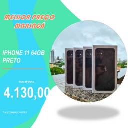 Iphone 11 64Gb preto lacrado