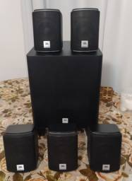 JBL caixas home theater