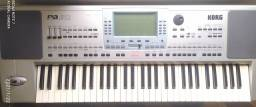 Teclado Korg Pa 50  super conservado (Troco por teclado 88 teclas)