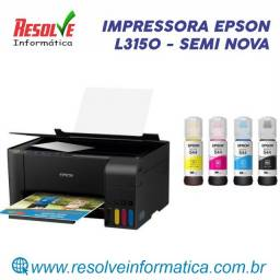 Impressora Multifuncional Epson L3150, Semi Nova