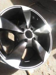 Rodas Volcano Audi 15' com pneus