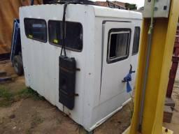Cabine suplementar com climatizador