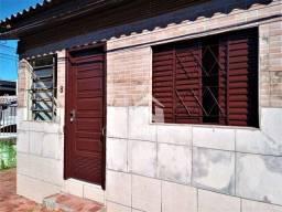 Título do anúncio: Casa com 2 dormitórios para alugar, 45 m² por R$ 600,00/mês - Vila Jardim América - Cachoe