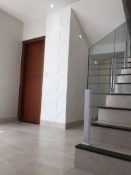 Casa 3 quartos Bairro Belo Horizonte - Varginha MG