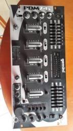 Mixer/pre amplificador Gemini PDM24S
