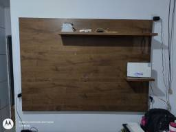 Painel para tv + rack