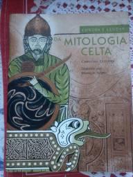 Livro Raro Contos e Lendas da mitologia celta em perfeito estado