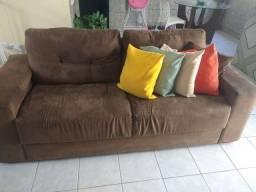 Exelente sofá e bem confortável