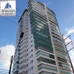 Aluguel no Adrianópolis 3 suítes com fino acabamento alto padrão