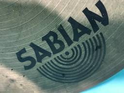 Prato Sabian Pro B8 (condução e chimbal)