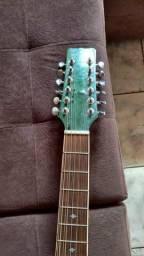 Troco violão 12cordas por viola de10cordas
