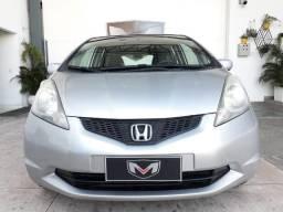Honda Fit 1.4 LX 16V 2010/2010 Prata - 2010