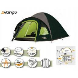 Barraca Vango Alpha 200 semi-nova