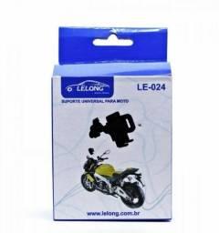 Suporte Celular Universal de Motos e Bike Guidon
