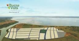 Lote na beira do lago mini chácara de 528mts Quitado