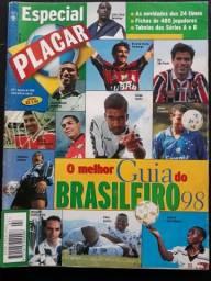 Guia Placar Brasileiro 1998