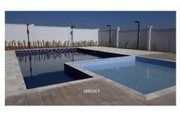 Terreno 250 m2 em condomínio, lazer com piscina !!