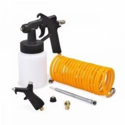 Kit Acessórios 5 Peças Motocompressor Chiaperine