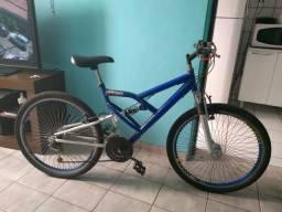 BICICLETA ARO 26 / Bike Azul