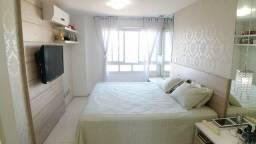 TA - Apartamento com 3 suítes/ frente mar/ 2 vagas/ Oportunidade