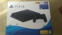 Ps4 PlayStation 4 novo pra sair hoje aceito cartão