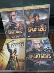 Vendo/troco Série original de Spartacus